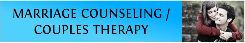marriage counseling/couples therapy