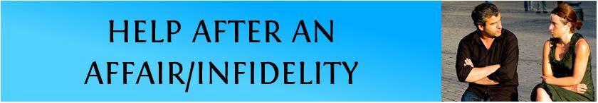 Help after an affair/infidelity