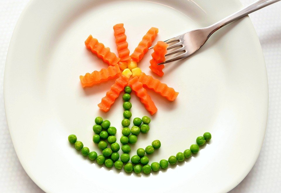fun vegetables