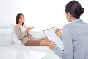 first counseling session