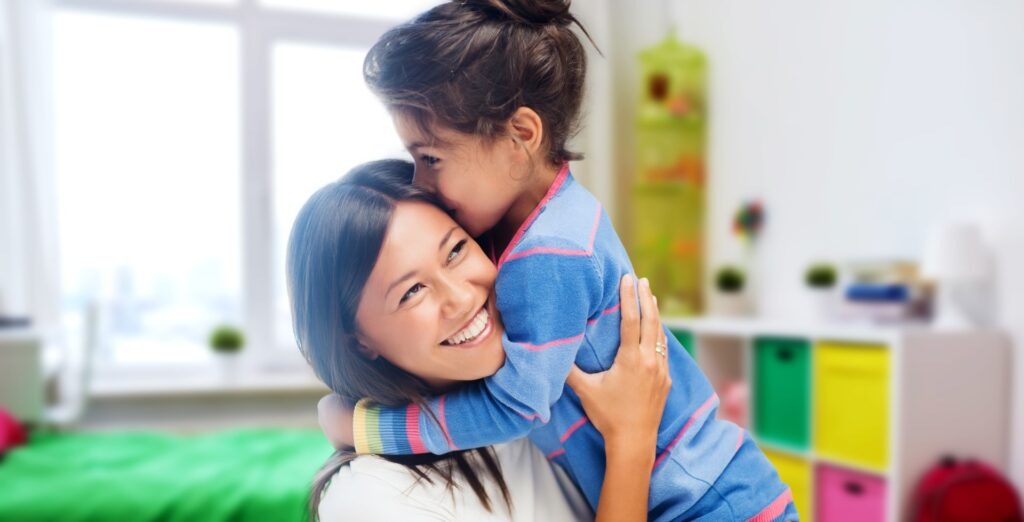 hug your kids